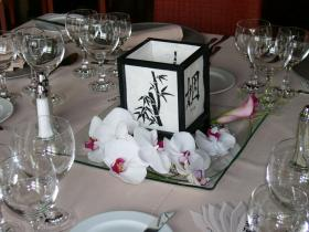 Page Mariage - A Table