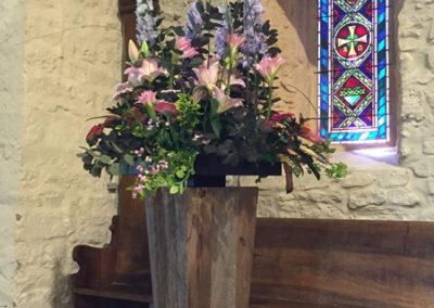 Page Mariage - L'église