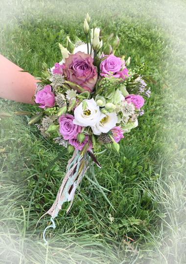 Page Mariage - Bouquets de mariée
